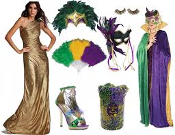 mardi gras formal attire gras maxi dress