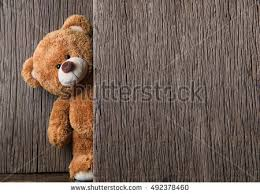 wooden faced teddy bears stock images royalty free images vectors