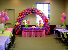 centerpieces for party tables party table decoration ideas with pink color theme homelk