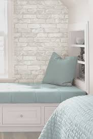 bedroom brick wallpaper bedroom home design new cool on