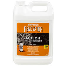 Home Depot Wood Stain Colors by Rust Oleum Restore 1 Gal Black Mulch Renovator 307525 The Home