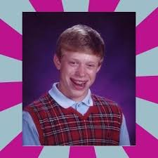 Bad News Brian Meme - create meme brian bad news bad luck brian meme loser brian