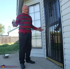 Halloween Freddy Krueger Costume Coolest Homemade Freddy Krueger Costume Photo 7 8