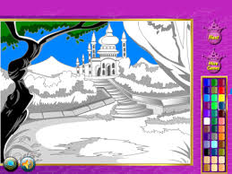 coloring princess games android apps google play