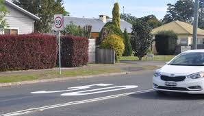 Speed Limit In Blind Intersection Oxley Highway Speed Limits Change Port Macquarie News