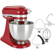 Kitchenaid Mixer Artisan by Kitchenaid U2014 Kitchenaid Appliances U0026 Accessories U2014 Qvc Com