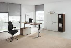 Black Desk And Chair Design Ideas Simple Decoration Of Home Office With Table Also Contemporary
