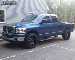 Dodge Ram Trucks With Rims - wheel offset 2006 dodge ram 1500 stock custom rims