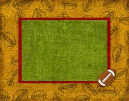 free football cover page grungy athlete backgrounds for