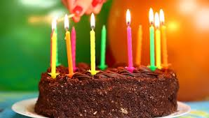 candles on the birthday cake episode 1 stock footage video 4612967