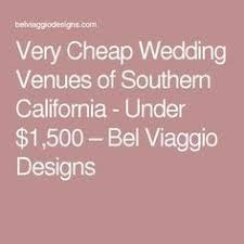 inexpensive wedding venues in southern california inexpensive wedding venues in seattle other wa cities wedding