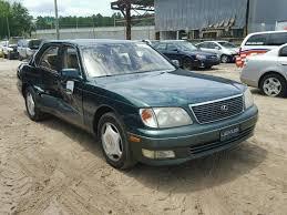 2000 lexus ls 2000 lexus ls 400 for sale fl jacksonville east salvage cars