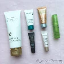 product empties u2013 rachel beauty