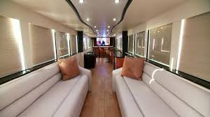 simon cowell u0027s motor home video hgtv