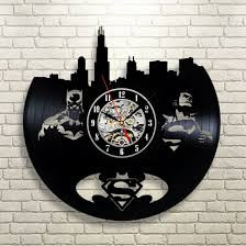 unique wall clocks cool for guys inch clock modern amazon lowes