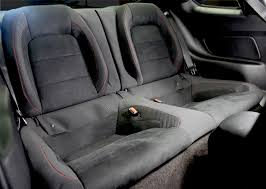 jeep wrangler backseat now you can add rear seats to your mustang shelby gt350r