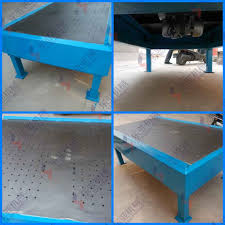 Price For Concrete Patio by Best Price Vibration Test Table For Paving Stone Mould Concrete
