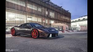Ferrari 458 Body Kit - prior design ferrari 458 italia