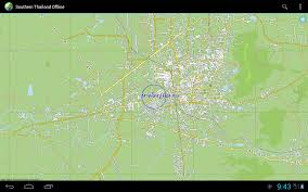 Offline Maps Android Offline Map Southern Thailand Android Apps On Google Play