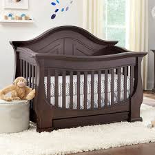 Non Convertible Crib Eco Chic Baby Dorchester 4 In 1 Convertible Crib With Storage