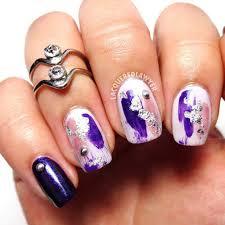 42 easy nail art designs the goddess