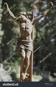 crucifixion jesus christ symbol gods love stock photo 481152181
