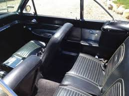 1960 Ford Falcon Interior Buy Used 1963 Ford Falcon Convertible Black Exterior And