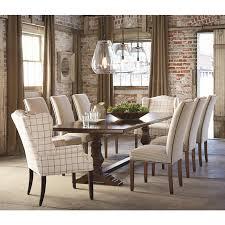 bassett dining room furniture bassett dining tables harvest 4015 4208 aged bridle rectangular