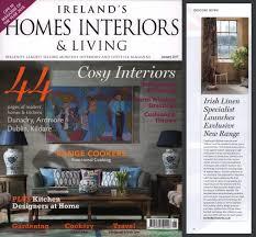 ireland u0027s homes interiors u0026 living january 2017 earthed by wm clark