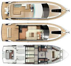 standard specificaiton 2015 fairline squadron 50