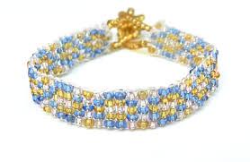 woven bracelet tutorials images Bead bracelet jpg