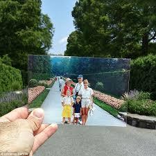 Pennsylvania travel photography images Christian carollo replicates his late grandfather 39 s travel photos jpg