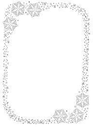 snowflake bentley worksheets jenny smith s lds ideas snowflake border tél winter pinterest