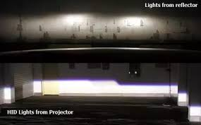 brightest hid lights for cars what are advantages of projector head lights over the traditional