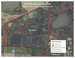 Ohio Public Hunting Land Maps by Refuge Map Ottawa U S Fish And Wildlife Service
