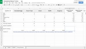 How To Do Excel Spreadsheets Google Sheets 101 The Beginner U0027s Guide To Online Spreadsheets