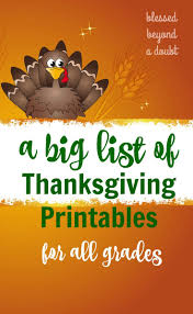 free thanksgiving worksheets and ideas worksheets thanksgiving