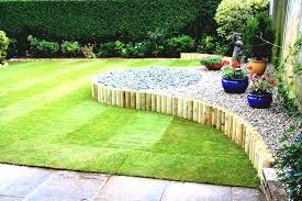 cheap and easy home decor ideas garden lawn designs pictures cadagu idea simple backyard design
