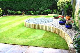Simple Backyard Makeovers Garden Lawn Designs Pictures Cadagu Idea Simple Backyard Design