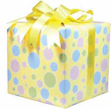 gift wrap boxes 19 best baby gift wrapping paper images on wrapping