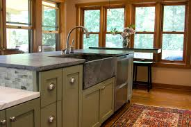 Kitchen Cabinets Vermont Kitchen How To Install Soapstone Countertops For Your Kitchen