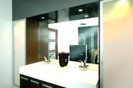 Bathroom Mirrors Frameless Frameless Wall Mirrors Wall Mirror Large Frameless Wall