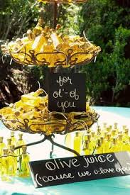 olive favors olive olive you wedding favors with customized favor