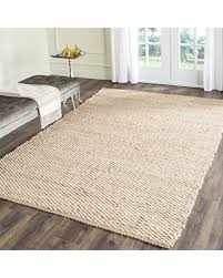 Jute Area Rug Spectacular Deal On Safavieh Fiber Collection Nf459a