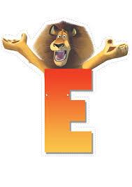 lion letter e letter festa pinterest crafts letter e craft
