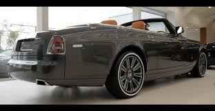 roll royce price 2017 2017 rolls royce phantom dhc youtube