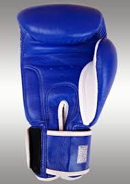 corde a sauter en cuir gants de boxe muay bleus en cuir velcro la paire muay aggbmub