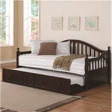 pictures of daybeds homelegance daybeds adra daybed w trundle