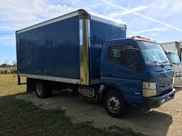 mitsubishi fuso box truck mitsubishi box van trucks for sale