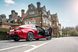 lexus sports car old lexus rc f jekyll u0026 hyde one car two personalities
